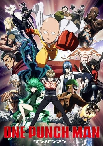 Ванпанчмен / One Punch Man: Wanpanman (2015)