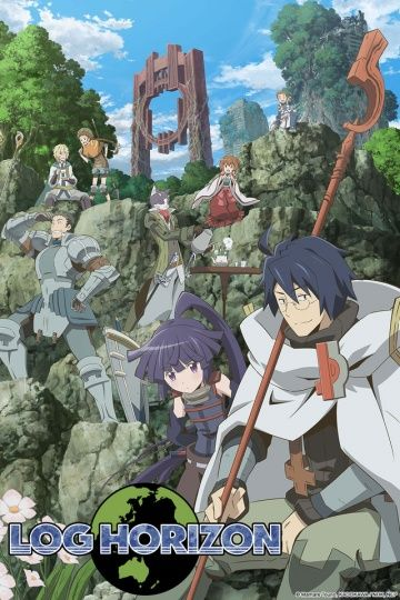 Хроники Горизонта / Log Horizon (2013)