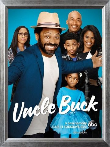 Дядя Бак / Uncle Buck (2016)