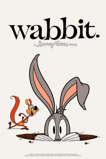 Кволик / Wabbit: A Looney Tunes Production (2015)
