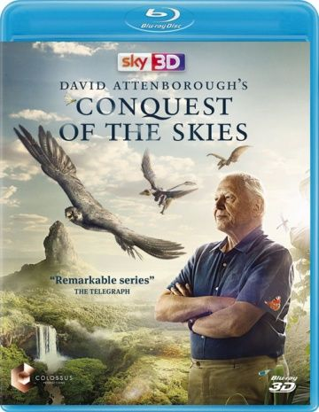 Покорение неба 3D / Conquest of the Skies 3D (2014)
