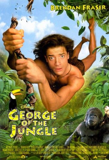 Джордж из джунглей / George of the Jungle (1997)