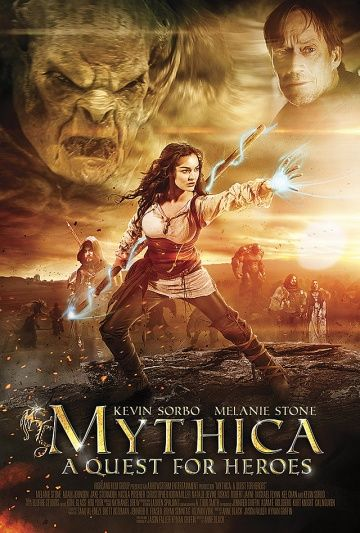 Мифика: Задание для героев / Mythica: A Quest for Heroes (2014)