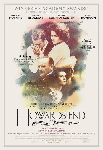 Усадьба Хауардс-Энд / Howards End (1992)