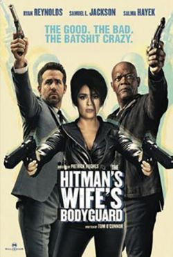 Телохранитель жены киллера / The Hitman's Wife's Bodyguard (2021)