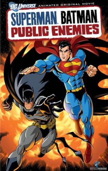 Супермен/Бэтмен: Враги общества / Superman/Batman: Public Enemies (2009)